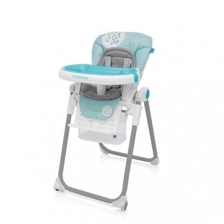 baby design lolly pastell krzesełko do karmienia 05 turquoise