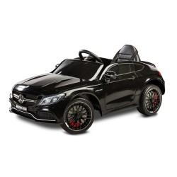 toyz mercedes amg c63 s pojazd na akumulator black