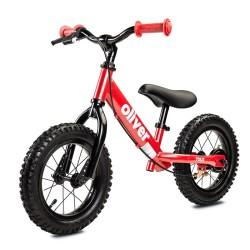 toyz oliver rowerek biegowy red