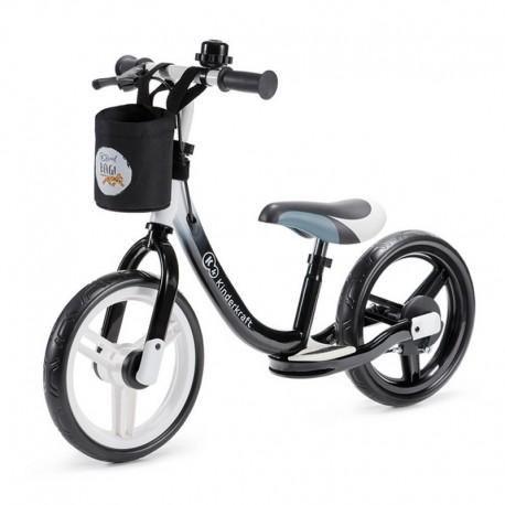 kinderkraft space rowerek biegowy  black