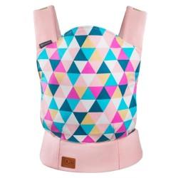 kinderkraft nino nosidełko ergonomiczne pink