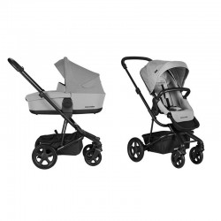 easywalker harvey2 wózek 2w1 stone grey