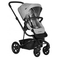 easywalker harvey2 wózek stone grey