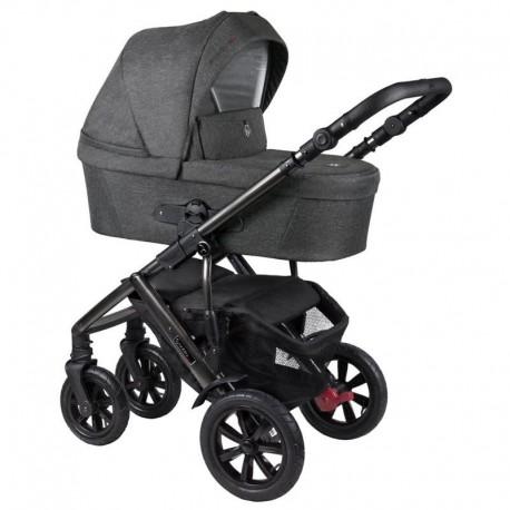 coletto astin wózek 2w1 AS-01 BLACK
