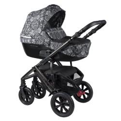 coletto emporio wózek 2w1 E01 BLACK