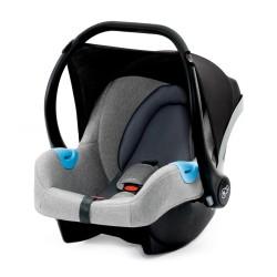 kinderkraft fotelik do wózka prime gray