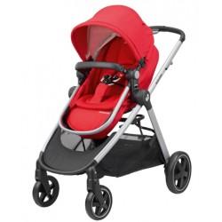 maxi cosi zelia wózek 2w1 nomad red