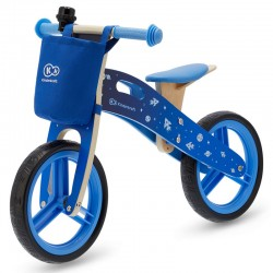 kinderkraft runner galaxy rowerek biegowy blue