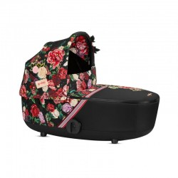 cybex mios 2.0 spring blossom gondola lux do wózka dark
