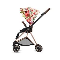 cybex mios 2.0 spring blossom wózek spacerowy