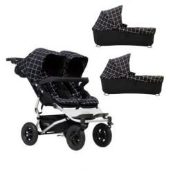 mountain buggy duet wózek bliźniaczy 2w1