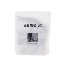 baby monsters kuki folia przeciwdeszczowa