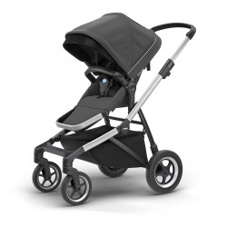 thule sleek wózek spacerowy shadow grey