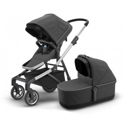 thule sleek wózek 2w1