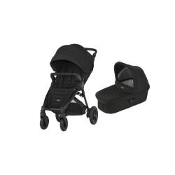 britax & romer wózek b-agile 4 plus + gondola