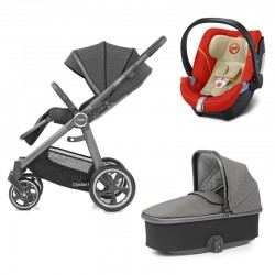 babystyle oyster 3 wózek 3w1