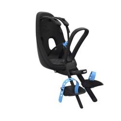 thule yepp next mini fotelik rowerowy czarny