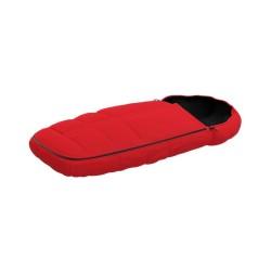 thule sleek śpiworek do wózka energy red