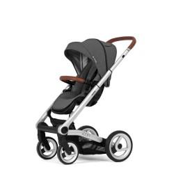 mutsy icon wózek spacerowy smokey grey
