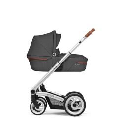 mutsy icon wózek głęboki smokey grey