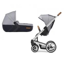 mutsy igo urban nomad white&blue wózek 2w1