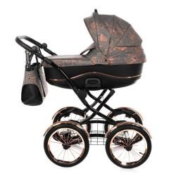 tako bella donna wózek 2w1 miedź