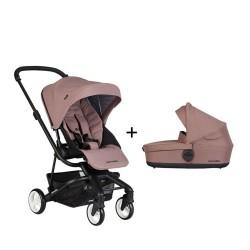 easywalker harvey2 wózek 2w1 desert pink