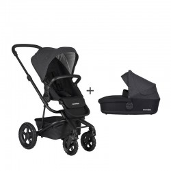 easywalker harvey2 wózek 2w1 night black