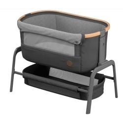 maxi cosi lora łóżeczko dostawne essential graphite