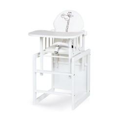 klupś krzesełko wielofunkcyjne aga iii safari żyrafka