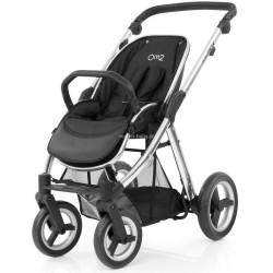 babystyle stelaż wózka oyster max srebrno-lustrzany promo