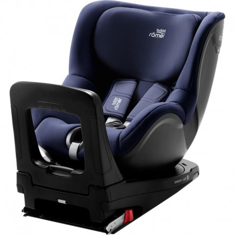 BRITAX & ROMER FOTELIK SWINGFIX I-SIZE MOONLIGHT BLUE