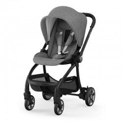 KIDDY WÓZEK EVOSTAR LIGHT 1 ICY GREY