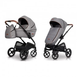 EURO-CART WÓZEK EXPRESS 2W1 ANTHRACITE