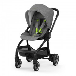 KIDDY WÓZEK EVOSTAR LIGHT 1 SUPER GREEN