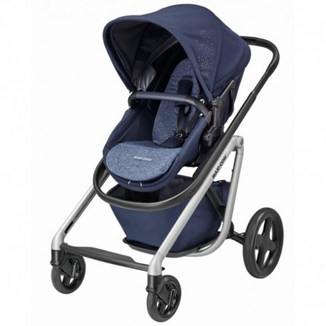 maxi cosi lila wózek spacerowy nomad blue
