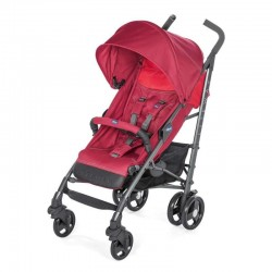 CHICCO WÓZEK LITEWAY3 TOP Z PAŁĄKIEM RED BERRY