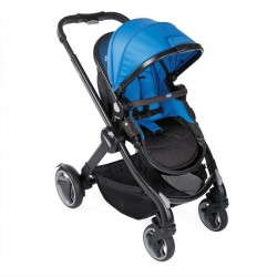 chicco fully wózek spacerowy power blue