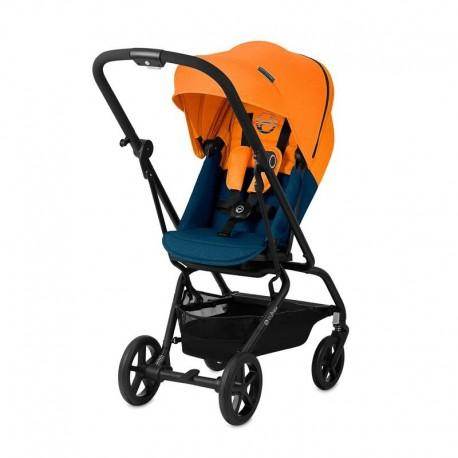 cybex eezy s twist+ wózek spacerowy tropical blue