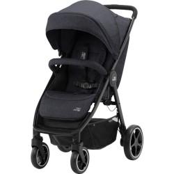 britax & romer b-agile m wózek spacerowy black shadow