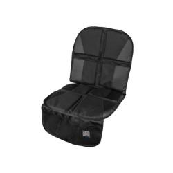 kutnik mata ochronna pod fotelik i oparcie w samochodzie czarna
