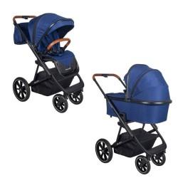muuvo slick wózek 2w1 blue lash