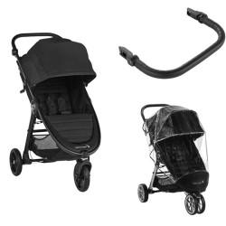 baby jogger wózek city mini gt2 + folia + pałąk