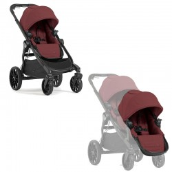 baby jogger city select lux wózek bliźniaczy
