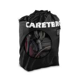 caretero pokrowiec uniwersalny na wózek black
