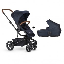 easywalker harvey2 premium wózek 2w1 sapphire blue