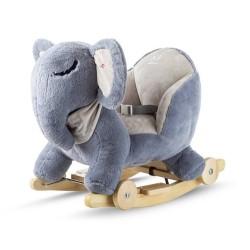 kinderkraft słonik na biegunach