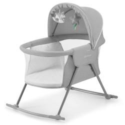kinderkraft sofi łóżeczko 4w1 grey