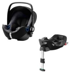 britax baby safe 2 i-size + baza baby safe i-size flex