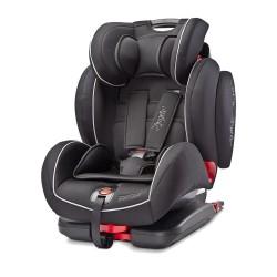 caretero angelofix fotelik samochodowy black